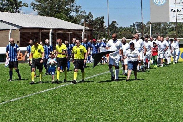 Reencontro campeões da Divisão de Acesso 1993, em Veranópolis.