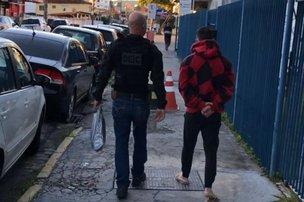 Estelionatários fizeram ao menos 11 vítimas. No total, a polícia investigou a quadrilha ao longo de cinco meses (Polícia Civil/Divulgação)