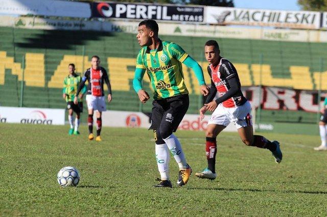 Ypiranga x Joinville, pela 10ª rodada da Série C do Campeonato Brasileiro