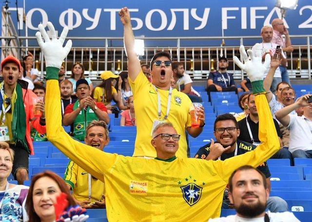 Seleção Brasileira, Copa do Mundo 2018
