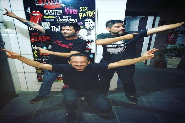 mithra rock trio, rock, alvorada.