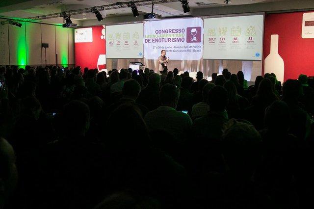 Congresso Enoturismo Bento Gonçalves