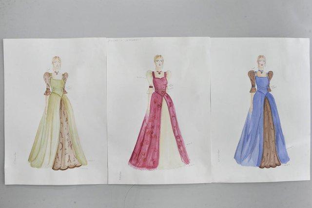Blumenau - SC - Brasil - 10072018 - Concurso escolherá novos trajes da realeza da Oktoberfest.Indexador: LUCAS CORREIA