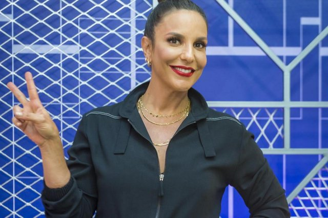 Ivete Sangalo, The Voice Brasil