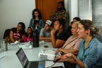 Projeto foi apresentado durante reunião na Defensoria Pública da União (DPU) (Hora de Santa Catarina/Marco Favero)