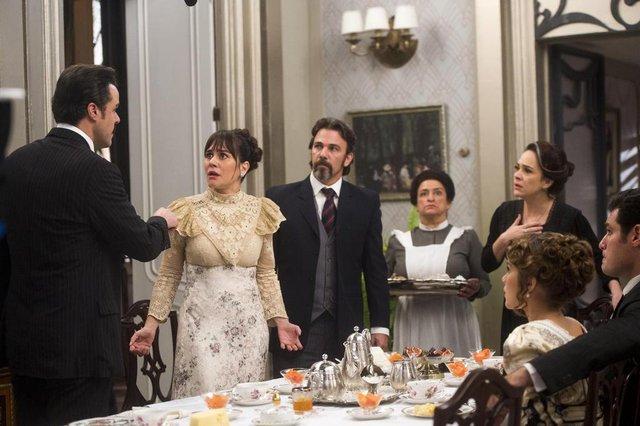 Susana (Alessandra Negrini) , orgulho e paixão
