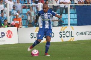 Judson volta a ficar disponível se recuperado de pancada no tornozelo (Avaí FC/Frederico Tadeu)