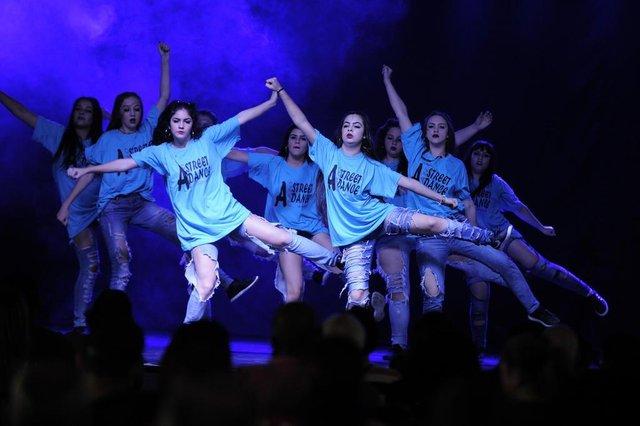 JOINVILLE,SC,BRASIL,19-07-2018.Festival de Dança 2018.Palcos abertos.Abalo Strete Dance.(Foto:Salmo Duarte/A Notícia)Indexador: Maykon Lammerhirt