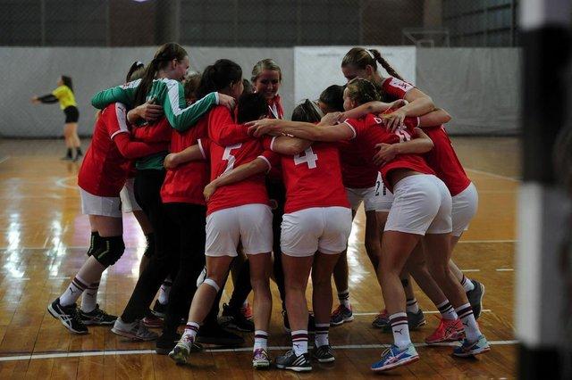 CAXIAS DO SUL, RS, BRASIL, 21/07/2018 - Final do Mundial de Handebol de Surdos, nas categorias feminino e masculino. (Marcelo Casagrande/Agência RBS)
