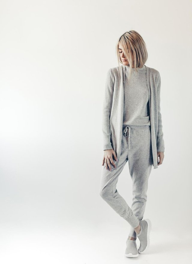 Linha sportwear da grife farroupilhense Anselmi