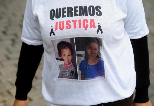 CAXIAS DO SUL, RS, BRASIL, 02/08/2018. Primeira audiência do caso Naiara Soares Gomes, menina de sete anos que foi raptada, estuprada e morta quando seguia para a escola em Caxias do Sul. É a primeira vez que o réu Juliano Vieira Pimentel de Souza, 31 anos, retorna à cidade desde a prisão, no dia 21 de março. O autor confesso do crime está recolhido no isolamento de uma penitenciária da Região Metropolitana. (Diogo Sallaberry/Agência RBS)