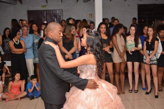 marck b, compartilhe rs, com a filha, jamila.