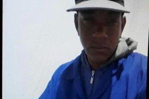Natural de Sergipe, Max Suel não tinha passagens pela polícia em Santa Catarina (Polícia Civil/Reprodução)