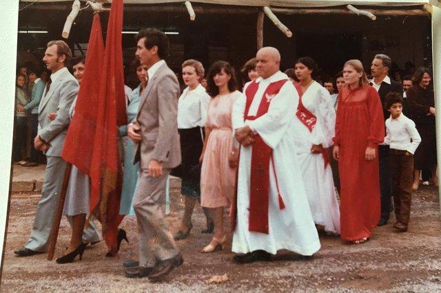 Estátua de Padre Pedro Rizzon será inaugurada domingo, em Criúva.