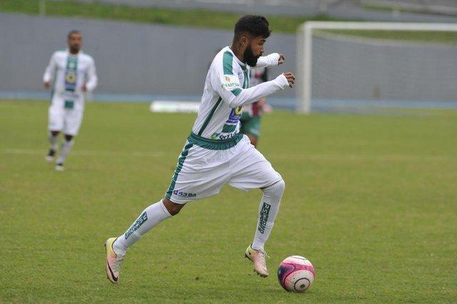 Metropolitano x Fluminense