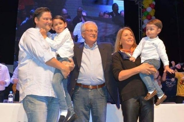 José Paulo Cairoli (PSD), vice-governador do RS e candidato à reeleição.