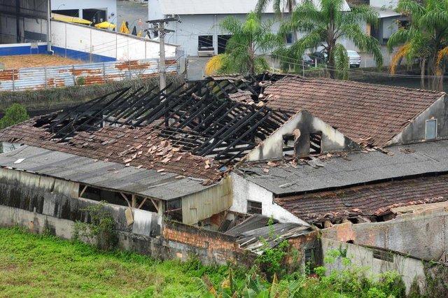 JOINVILLE,SC,BRASIL,20-08-2018.Insegurança nos arredores do mercado público.(Foto:Salmo Duarte/A Notícia)
