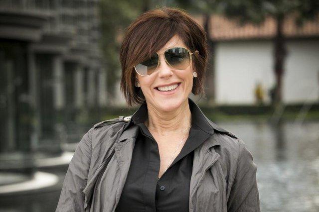 o tempo não para, Carmen ( Christiane Torloni )