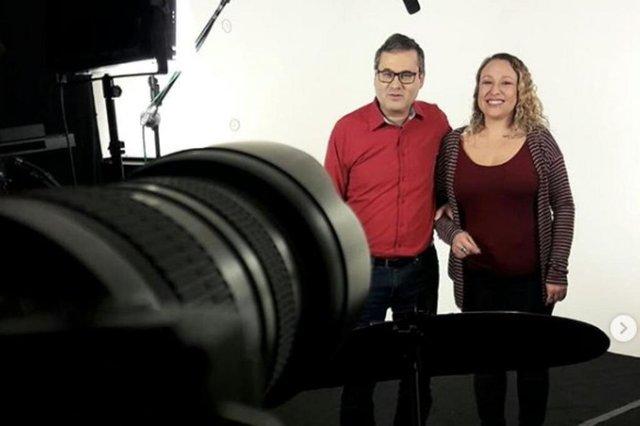 Roberto Robaina e Camila Goulart, candidatos do PSOL ao governo do Estado.