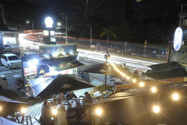 Blumenau - SC - Brasil - 26082018 - Aniversário de Blumenau, roteiro gastronômico, Antonio da Veiga e Food Park Tamandaré.