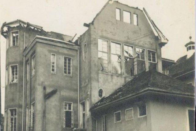 incêndio no arquivo histórico de blumenau em 1958