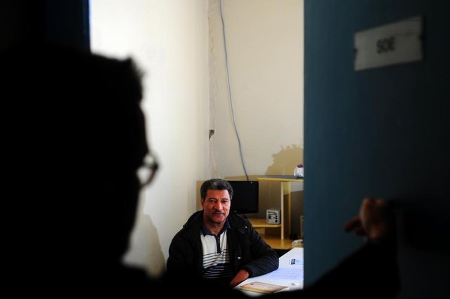 CAXIAS DO SUL, RS, BRASIL 06/09/2018Orientador educacional da Escola Presidente Vargas, Rafael Nunes, 60 anos, relata casos de automutilação e de depressão entre crianças e adolescentes que estudam na instituição. (Felipe Nyland/Agência RBS)