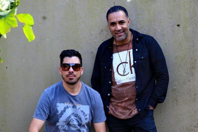 CANOAS, RS, BRASIL, 10/09/2018 - Estrelas da Periferia: Banda A Trinca, de pop e reggae. (FOTOGRAFO: JÚLIO CORDEIRO / AGENCIA RBS)