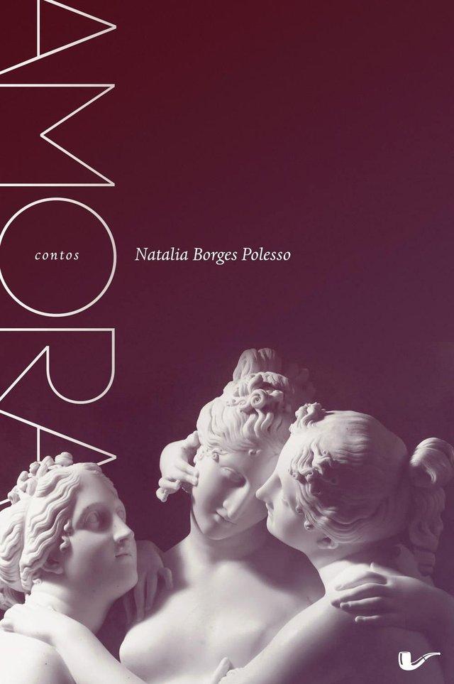 Capa do livro Amora, de Natalia Borges Polesso