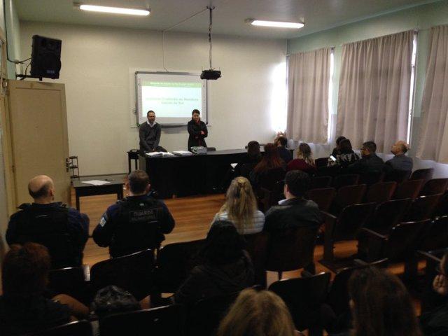 Problemas em projetos atrasam em seis anos reforma do Colégio Cristóvão de Mendoza, em Caxias. Entraves foram apresentados em audiência pública na manhã deste sábado