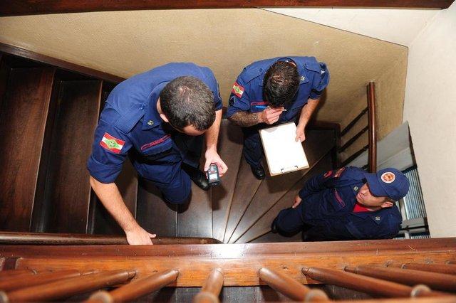 vistoria, museu nacional de imigração e colonização, bombeiros militares
