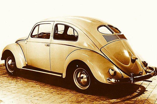 Modelo antigo da volks - 1939, fuca#PASTA: 535559#CAIXA: 000735#PÁGINA: 07 Fonte: Divulgação Fotógrafo: Não se Aplica