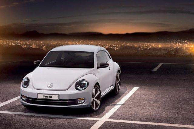 VW Fusca 2013