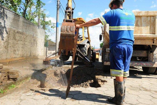 JOINVILLE,SC,BRASIL,18-09-2018.Águas de Joinville tem plano para conter o desperdicio de água na cidade.(Foto:Salmo Duarte/A Notícia)
