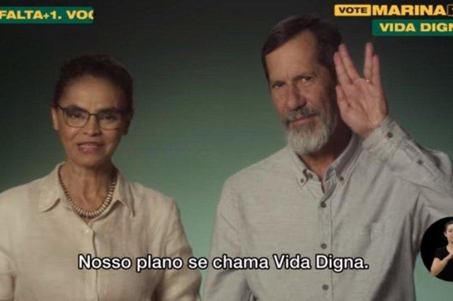 candidato , vice-presidente da República , Eduardo Jorge, PV, Tá no Ar
