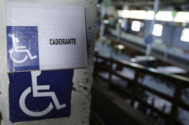 PORTO ALEGRE, RS, BRASIL, 05/10/2018: CTG Pousada da Figueira conta com rampas de acesso no pátio e no galpão, tem churrasqueira adaptada para assadores cadeirantes. Também conta com painéis de energia solar para abastecimento de energia elétrica e recicla 80% da água consumida.Indexador: ISADORA NEUMANN