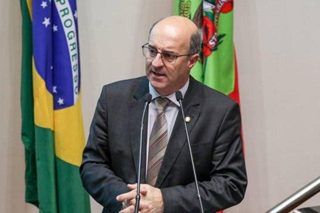Deputado estadual José Milton Scheffer (PP)