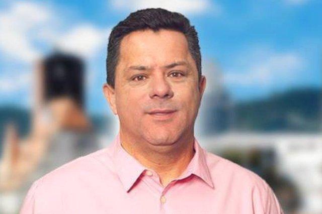 Ivan Naatz, candidato a prefeito de Blumenau em 2016