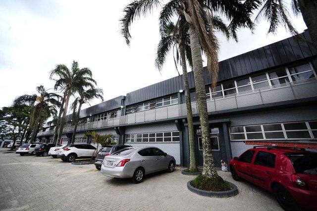 PORTO ALEGRE, RS, BRASIL - Sede do Departamento Estadual de Investigações Criminais (Deic) fica na Avenida das Indústrias, perto do aeroporto Salgado Filho, na Zona Norte.
