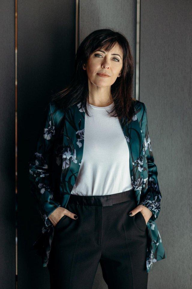 Simone Rech viajou à Europa em busca de tendências de moda