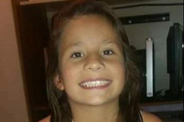 Maria Eduarda, menina desaparecida no bairro Rubem Berta, em Porto Alegre, e encontrada morta às margens da RS-118, em Alvorada