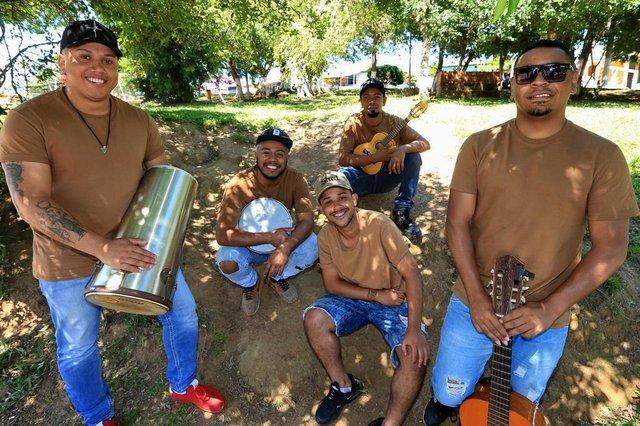 PORTO ALEGRE, RS, BRASIL, 09/11/2018 - Grupo Nosso Pagode.(FOTOGRAFO: JÚLIO CORDEIRO / AGENCIA RBS)