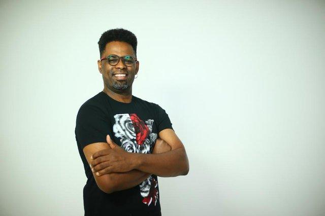 PORTO ALEGRE, RS, BRASIL, 29-09-2017. Manoel Soares, colunista do Diario Gaúcho e apresentador da Rede Globo. (LAURO ALVES/AGÊNCIA RBS)
