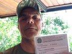 Roberto está desde abril sem pescar (Arquivo Pessoal/Leitor DG / Arquivo Pessoal)