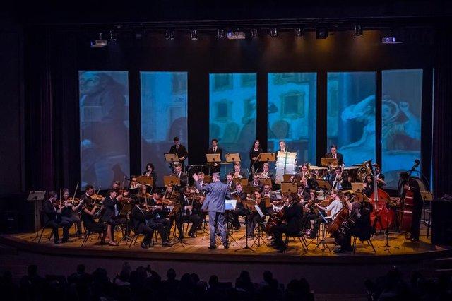 orquestra filarmônica