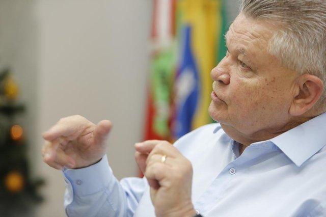 prefeito de Joinville