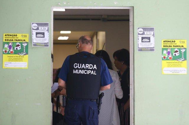 PORTO ALEGRE - BRASIL - Unidade de Saúde Domenico Feoli, que foi fechado após assalto com agressão de funcionário. (FOTO: Lauro Alves)