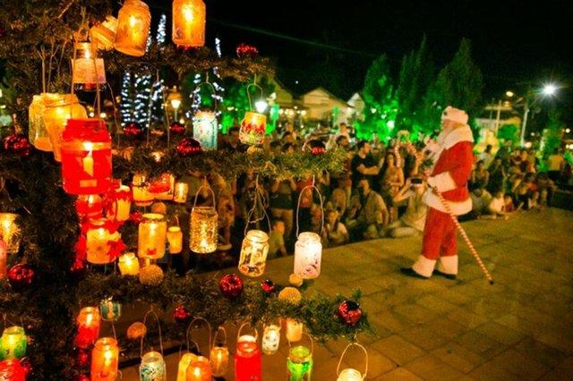 weihnachtsfest, natal, pomerode