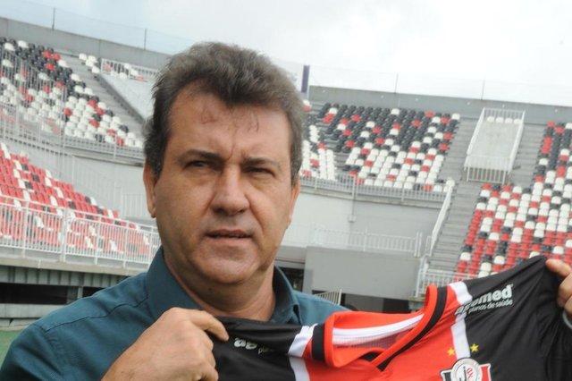 JOINVILLE,SC,BRASIL,08-11-2018.Zé Teodoro,novo técnico do Jec.(Foto:Salmo Duarte/A Notícia)