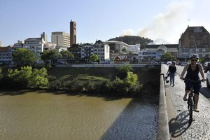 (Patrick Rodrigues/Jornal de Santa Catarina)