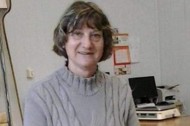 Maria Ana Zanetti Mützenberg, 68 anos, teve mjais de 80% do corpo queimado pelo fogo que atingiu apartamento onde ela mora em Farroupilha.
